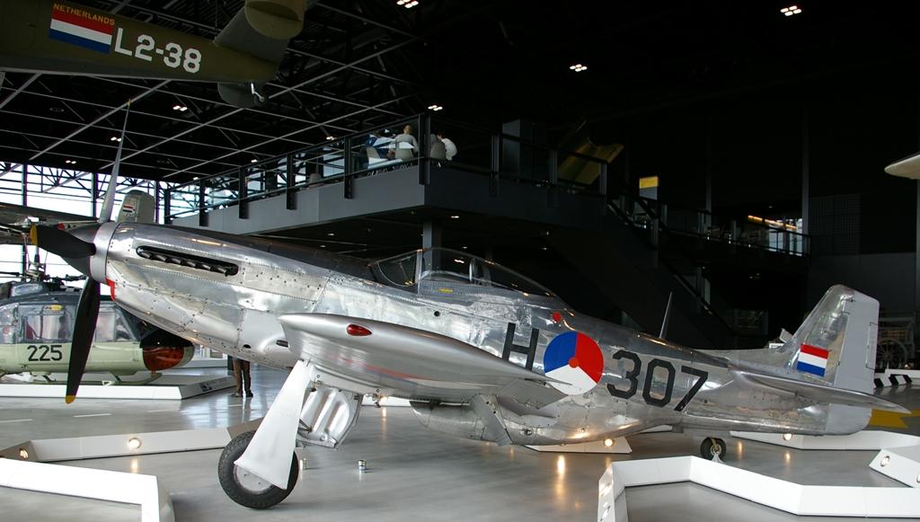 Narodowe Muzeum Wojskowe – Soesterberg
