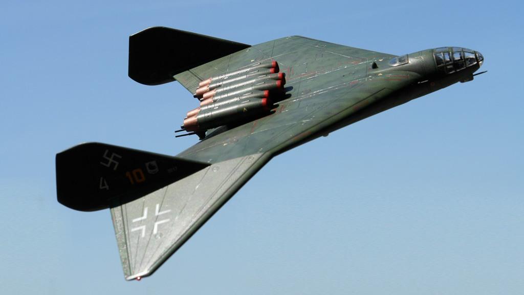 Amerikabomber Arado E.555