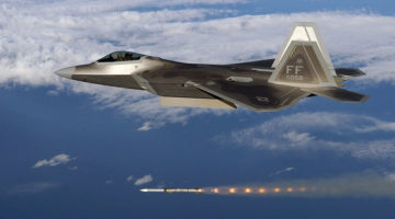AIM-260 – nowy pocisk dla amerykańskich myśliwców