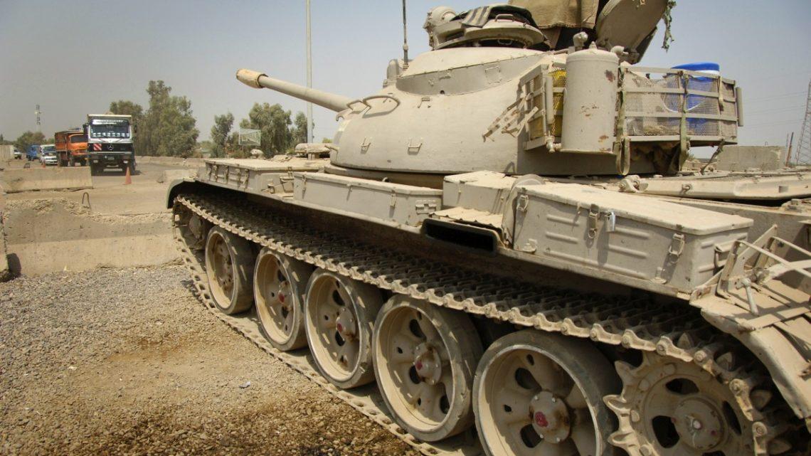 Irak: Ujawniono prototyp czołgu Kafil-1