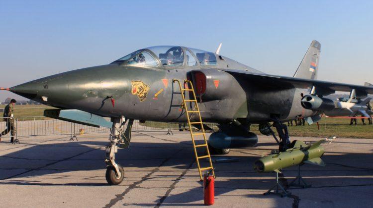 Serbia będzie modernizować samoloty J-22 Orao