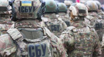 Służba Bezpieczeństwa Ukrainy zatrzymała rosyjski zbiornikowiec