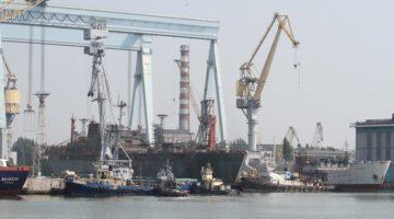 Amerykanie zmodernizują ukraińskie porty