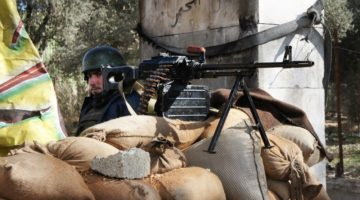 Syryjska Armia Arabska zbliża się do Chan Szajchun