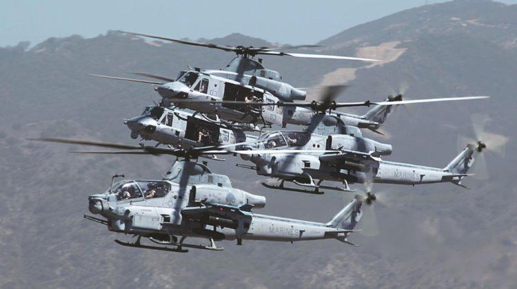 Czechy wybrały UH-1Y i AH-1Z