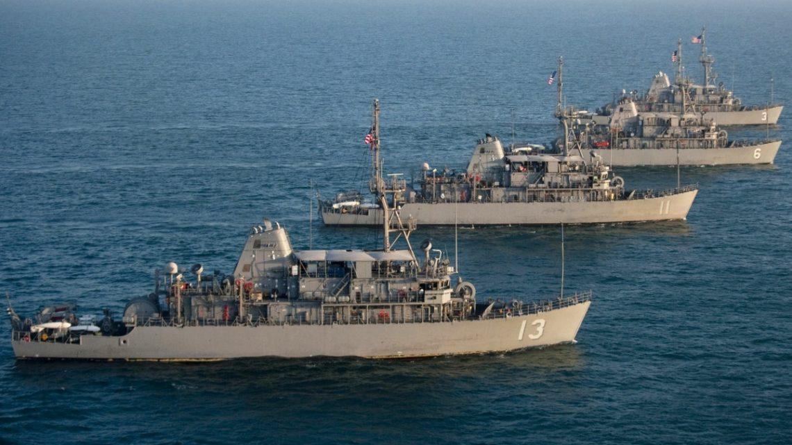 Zdolności przeciwminowe US Navy pod znakiem zapytania