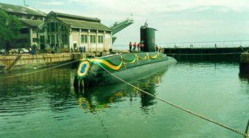 Peru i Polska w grze o brazylijskie okręty typu 209/1400