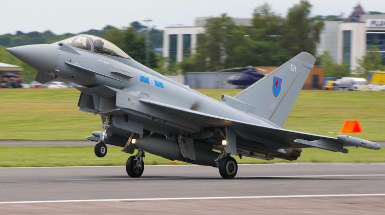 Eurofighter przetarg Kanada