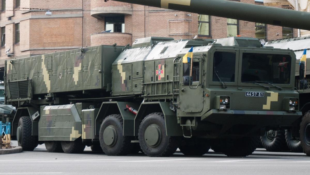 Ukraina rakiety