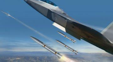 Raytheon rozwija nowy pocisk powietrze–powietrze Peregrine