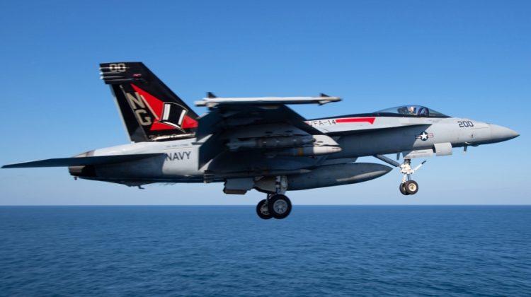 US Navy: Stulecie eskadry myśliwskiej Tophatters