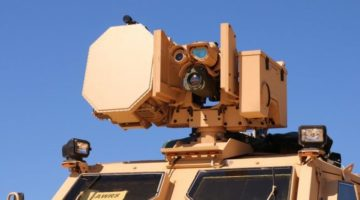 US Army testuje system antydronowy BLADE