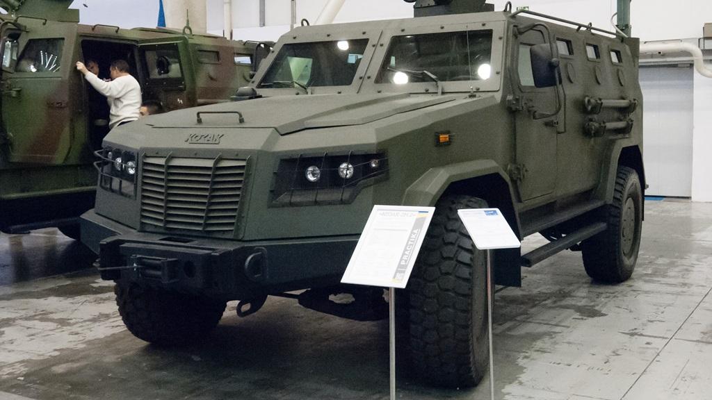 Kozak-2M1 przeszedł próby państwowe