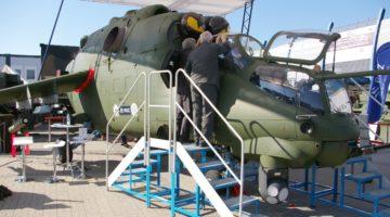 Modernizacja Mi-24 w oczekiwaniu na Kruka
