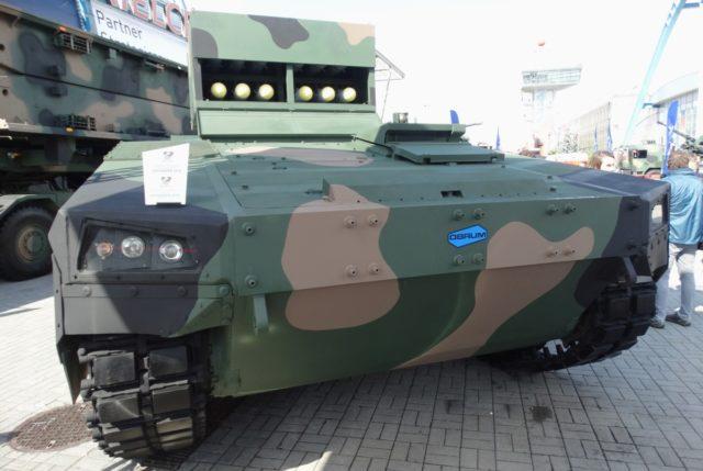 Ottokar-Brzoza, czyli polskie niszczyciele czołgów