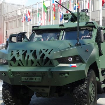MSPO: Czeski Patriot II zamiast Husara