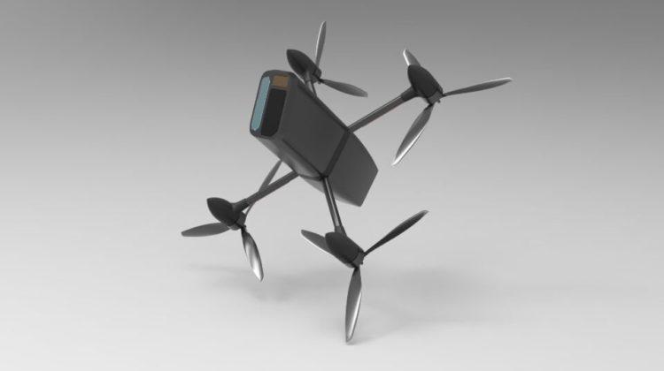 Interceptor – dron myśliwski USMC i Royal Marines?