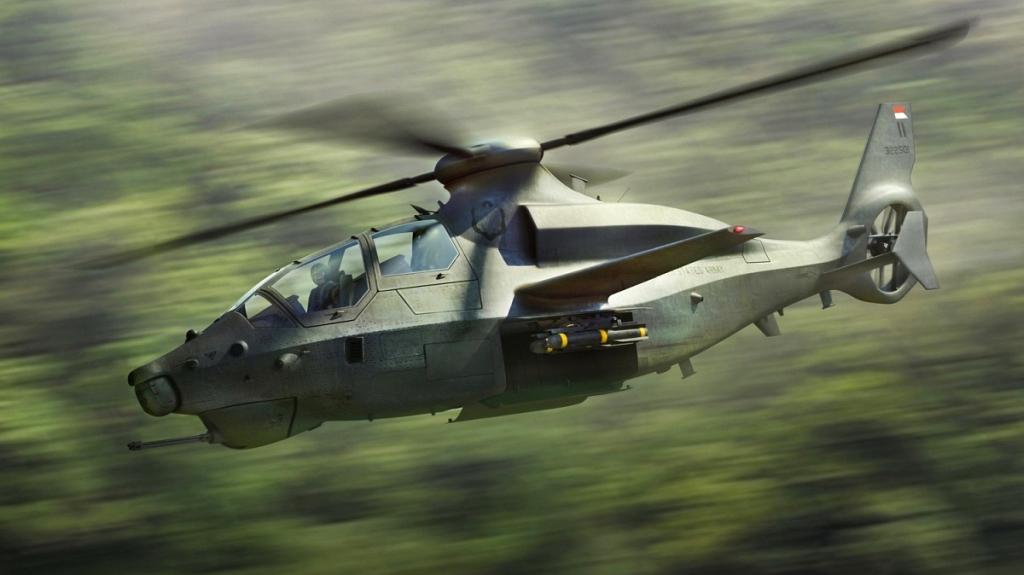 Bell 360 Invictus – odrodzony RAH-66 Comanche?