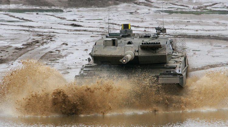 Leopard 2 Czterdziestolatek w służbie