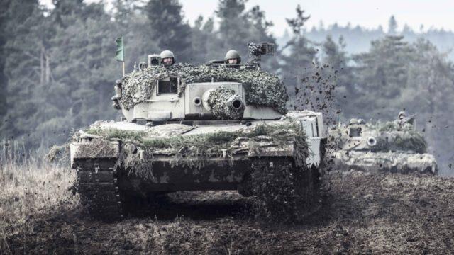 Czołg podstawowy Leopard 2