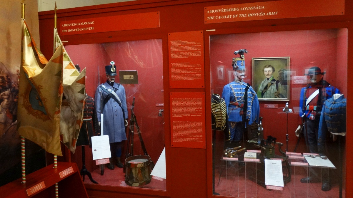 Muzeum Historii Wojskowości w Budapeszcie