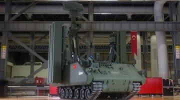 Turcja zakończyła testy systemu plot. Hisar-A