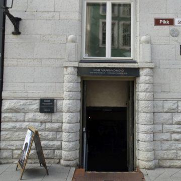 Więzienia KGB w Tallinnie