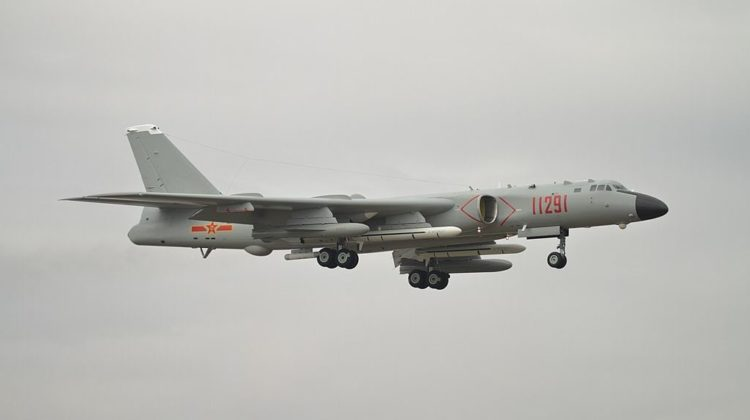 H-6 i lotnicze pociski balistyczne