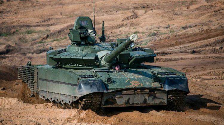 T-80BWM we wszystkich brygadach arktycznych