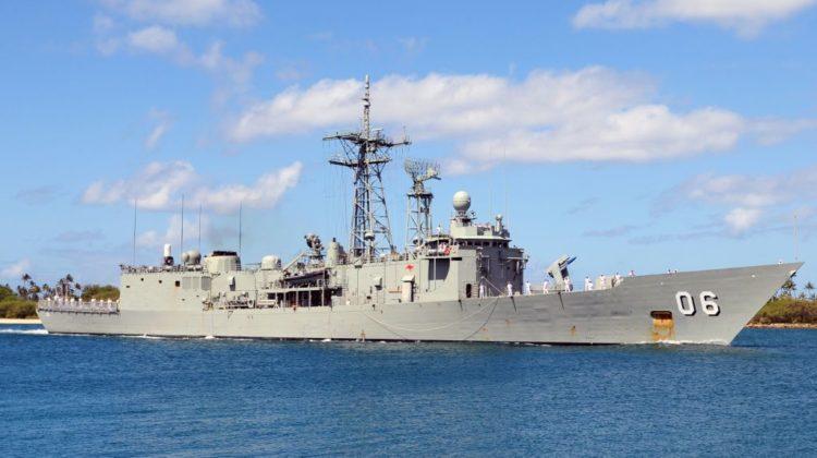 fregaty typu Adelaide przekazane Chile