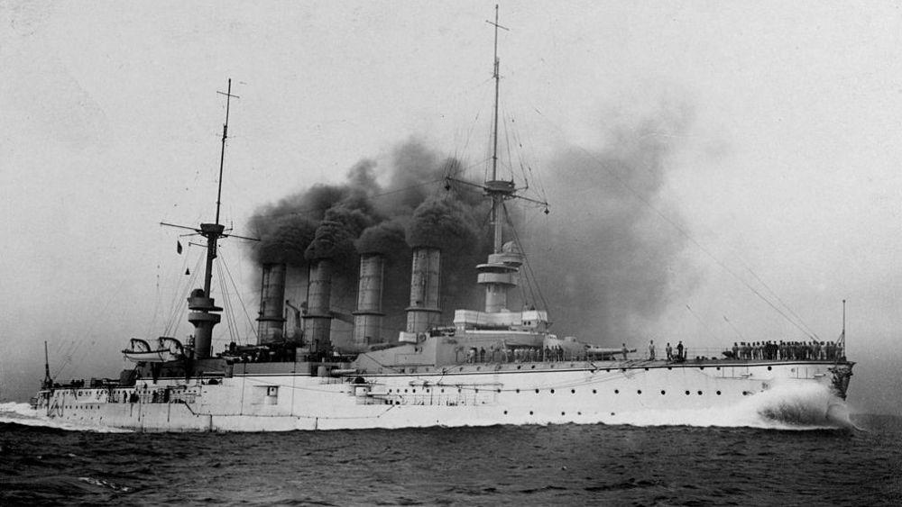 SMS Scharnhorst