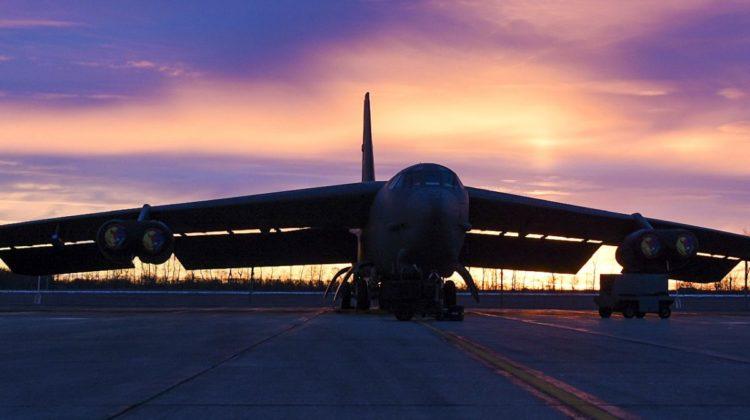 B-52 na Diego Garcia