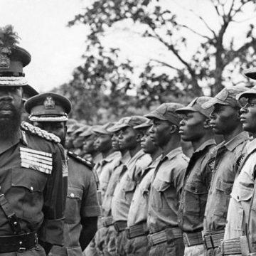 Biafra. Wojna o wolność i ropę