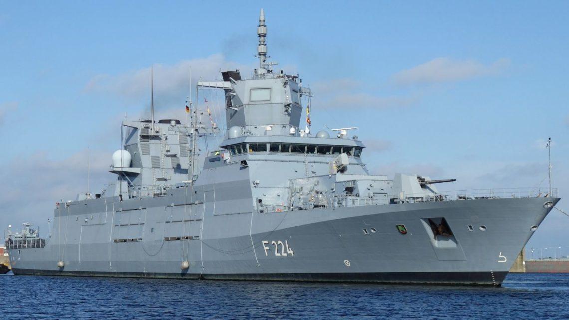 Modernizacja niemieckiej marynarki wojennej