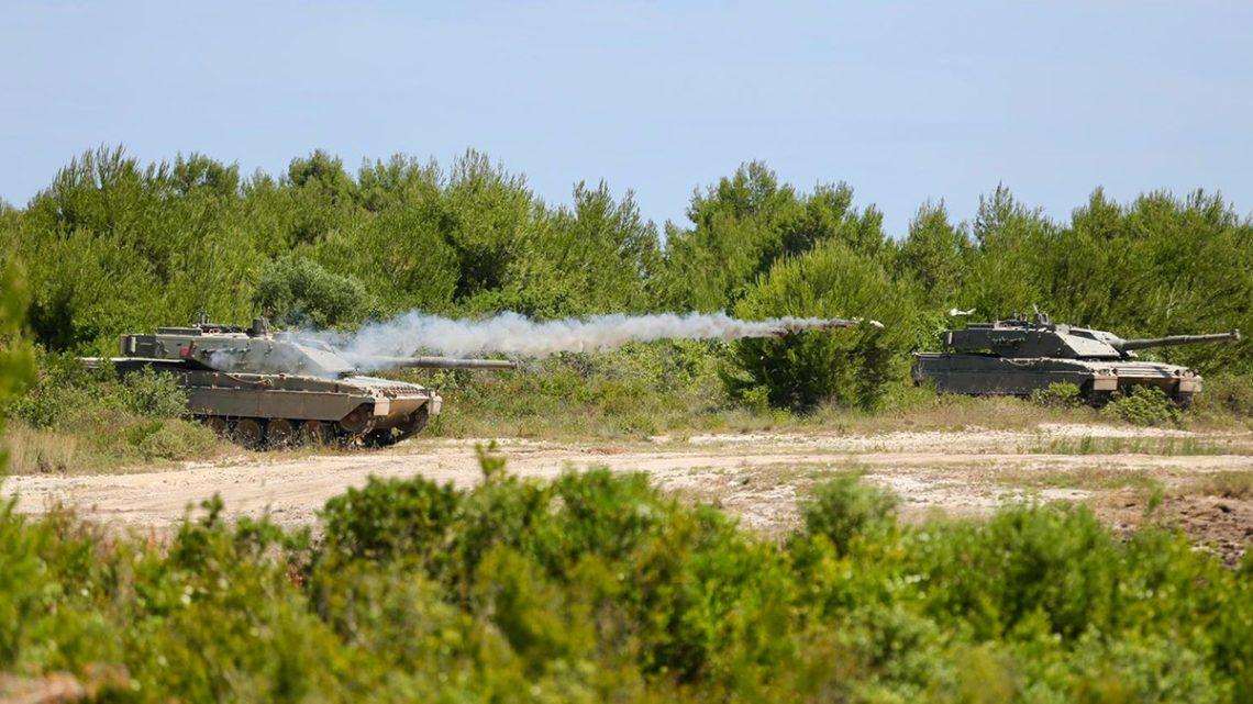 Czołg C1 Ariete