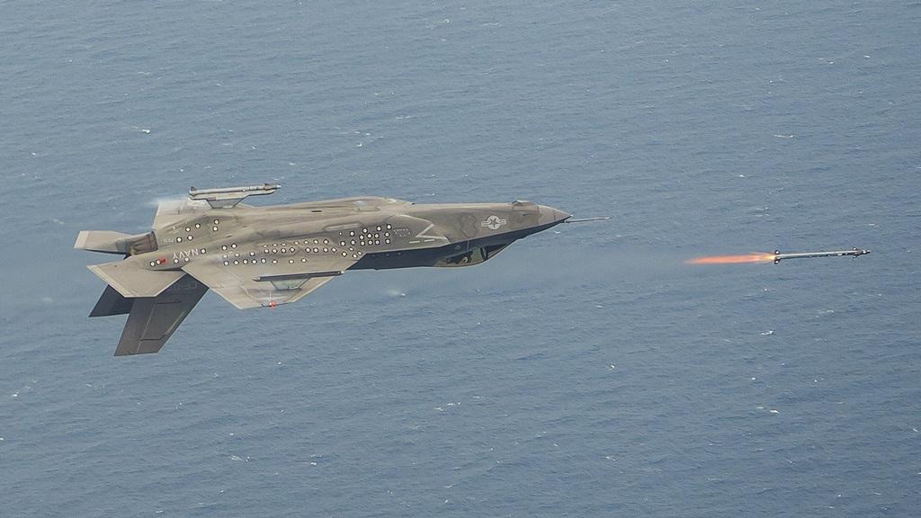 F-35 w liczbach