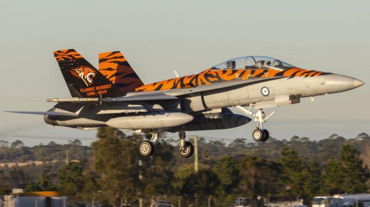 Australijskie F/A-18 trafią w ręce Air USA