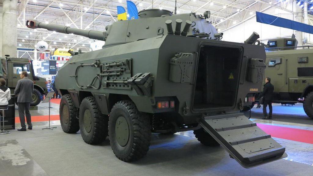 Ukraiński Otaman zakończył wstępne testy