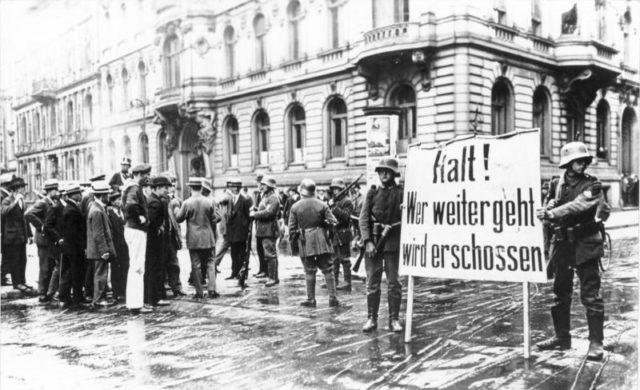 pucz Kappa w Berlinie