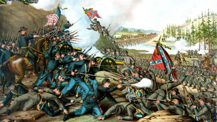 Przyczyny wojny secesyjnej