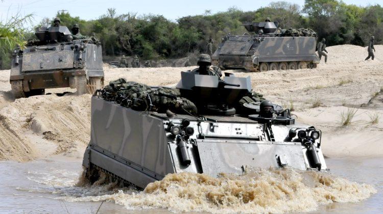 M113 brazylia