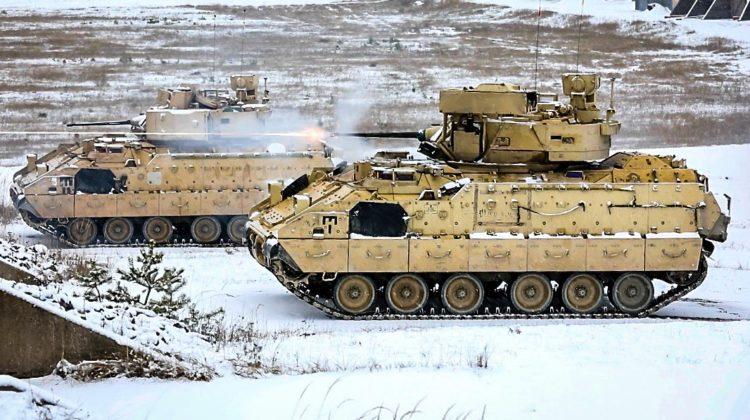 OMFV zoptymalizowany przeciwko Rosji