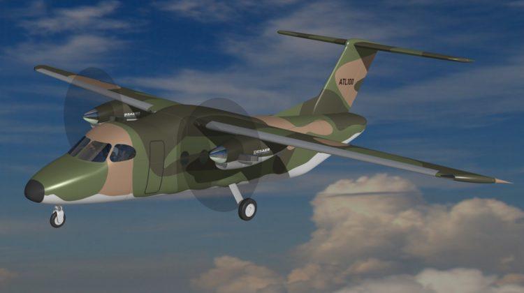 ATL-100 – nowy lekki samolot transportowy