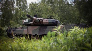 Pierwsze Leopardy 2PL odebrane