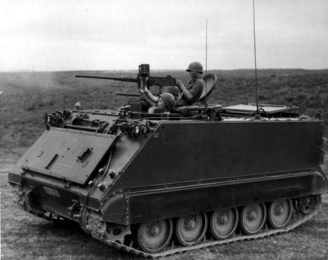 Południowowietnamski M113