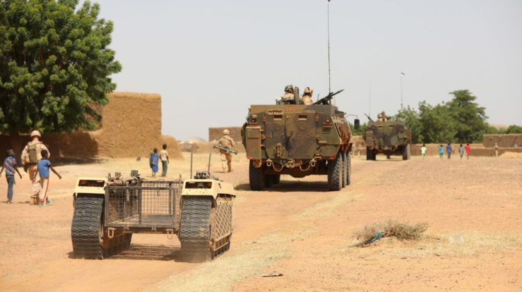 Zakończyła się służba THeMIS-a w Mali