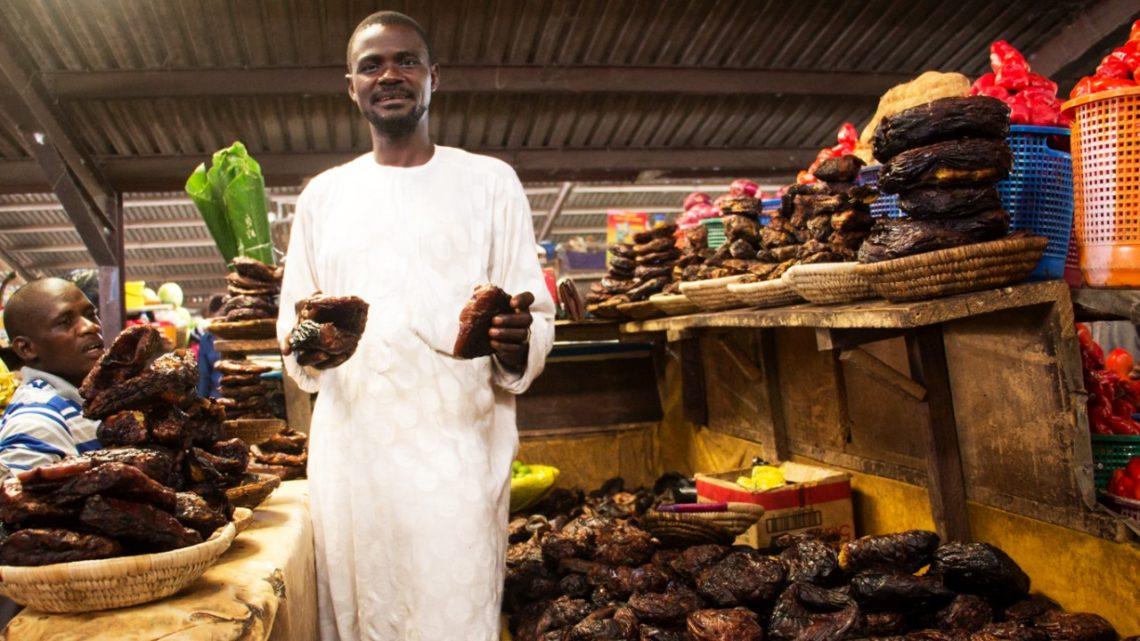 Wędzone ryby – ważne źródło zysków Boko Haram