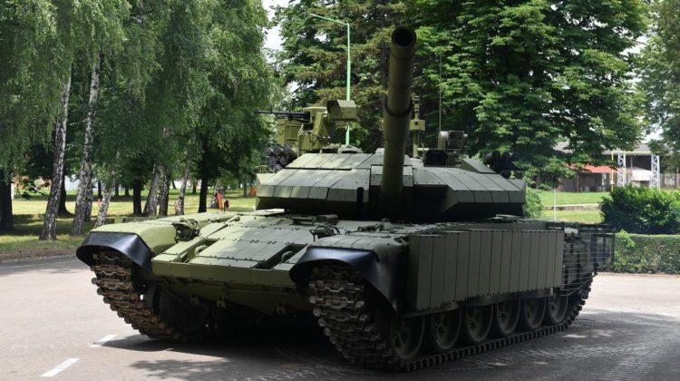 Serbowie zaprezentowali czołg M-84AS1