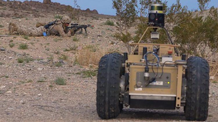 BAE Systems i Lockheed współpracują przy SI dla programu Squad X