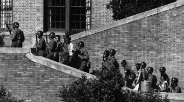 Spadochroniarze przeciw segregacji. 101. Dywizja Powietrznodesantowa w Little Rock